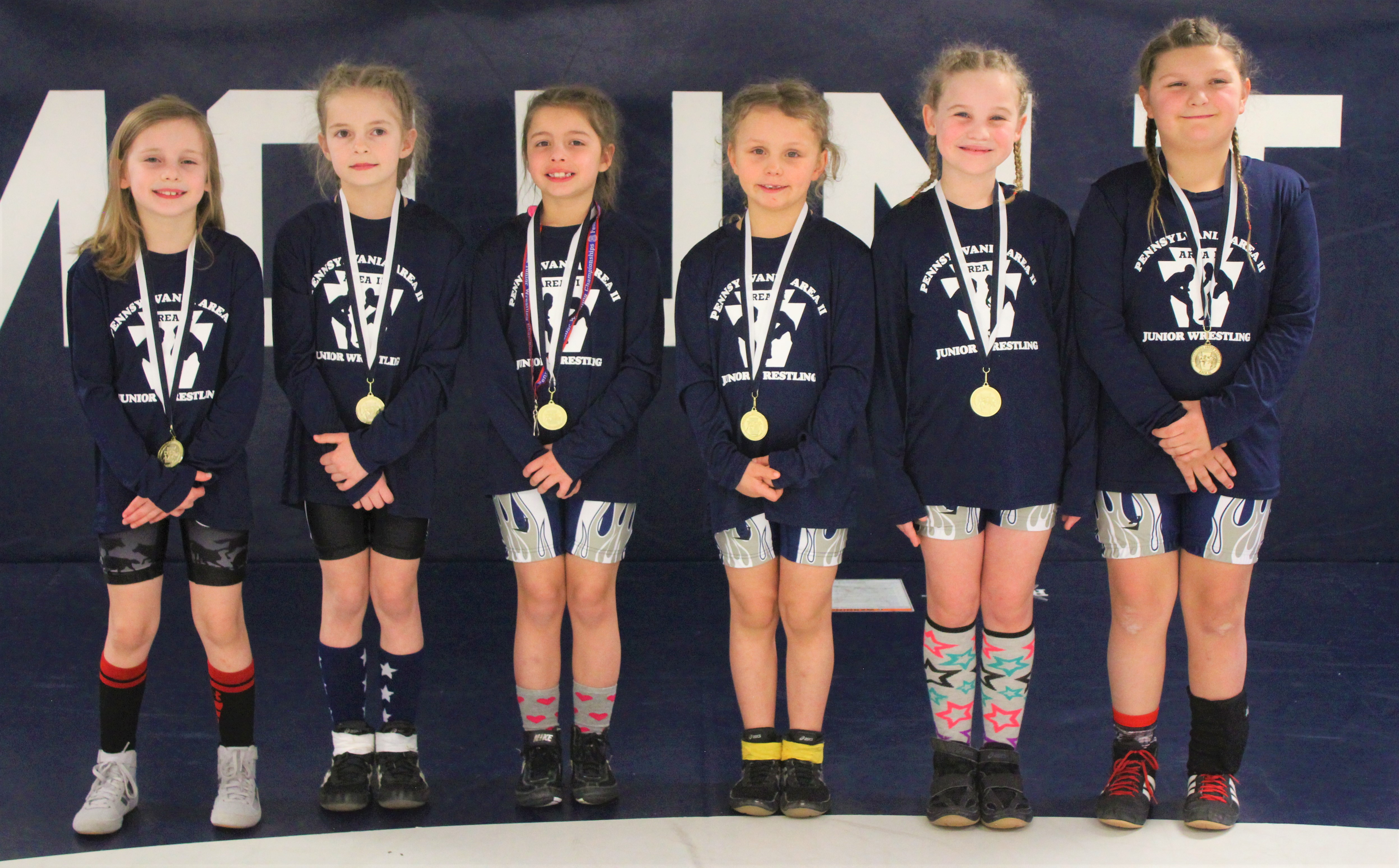2019 PJW Girls Champs 8andUnder
